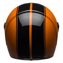 Bell 2020 Cruisier Eliminator Adult Helmet (Rally Matte/Gloss Black/Metallic Orange)