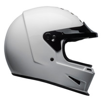Bell 2020 Cruisier Eliminator Adult Helmet (Solid White)