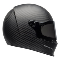 Bell 2020 Cruisier Eliminator Carbon Adult Helmet (Solid Matte Black)