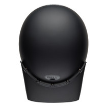Bell 2020 Cruiser Moto 3 Adult Helmet (Blackout Matte/Gloss Black)