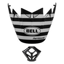 Bell Replacement Moto-9 Flex Peak & MP Kit (Fasthouse Stripes)