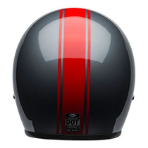 Bell Crusier 2020 Custom 500 DLX Adult Helmet (Rally Gloss Grey/Red)