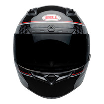 Bell 2020 Street Qualifier DLX MIPS Adult Helmet (Breadwinner Black/White)