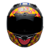 Bell 2020 Street Qualifier DLX MIPS Adult Helmet (Devil May Care Grey)