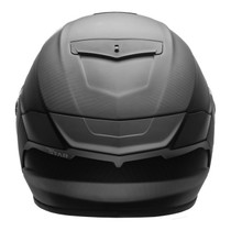 Bell 2020 Street Race Star FLEX DLX Adult Helmet (Solid Matte Black)