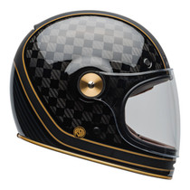 Bell 2020 Cruiser Bullitt Carbon (RSD Check It Helmet M/G Black)
