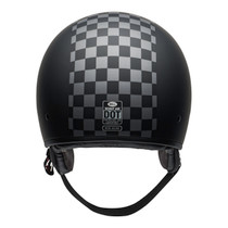 Bell 2020 Crusier Scout Air Adult Helmet (Check Matte Black/White)