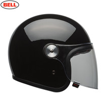Bell 2020 Cruiser Riot Adult Helmet (Solid Black)