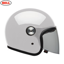 Bell Cruiser Riot Adult Helmet (Solid White)