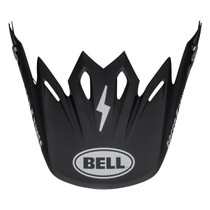 Bell Replacement Moto 9 Peak (Fasthouse Black/White)