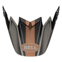 Bell Replacement Moto-9 Flex Peak (Hound Black/Bronze)