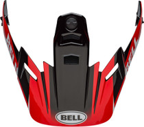 Bell Replacement MX-9 Adventure Peak (Dash Black/Red/White)
