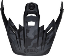 Bell Replacement MX-9 Adventure Peak (Stealth Black Camo)