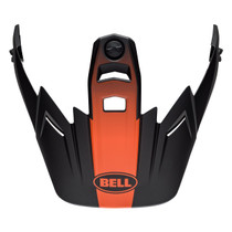 Bell Replacement MX-9 Adventure Peak (Switchback Black/Orange)
