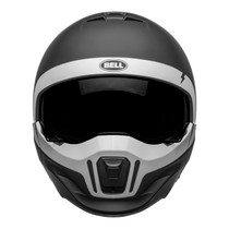 Bell Cruiser 2020 Broozer Adult Helmet (Cranium Matte Black/White)