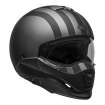 Bell Cruiser 2020 Broozer Adult Helmet (Free Ride Matte Gray/Black)