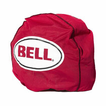 Bell Helmet Cloth Draw String Bag (Red)