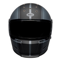 Bell Cruiser 2021 Eliminator Adult Helmet (Rally Matte Grey/Black)