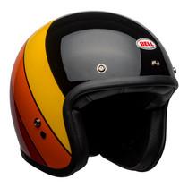 Bell Crusier 2021 Custom 500 DLX Adult Helmet (RIF Black/Yellow/Orange/Red)