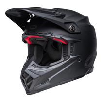 Bell MX 2022 Moto-9S Flex Adult Helmet (Matte Black)