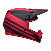 Bell MX 2022 MX-9 Mips Adult Helmet (Disrupt Matte Black/Red)