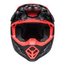 Bell MX 2022 Moto-9 Mips Adult Helmet (Venom Matte Black Camo/Infrared)