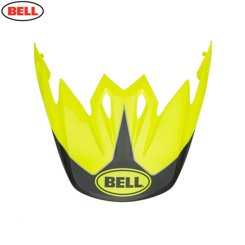 Bell Replacement MX-9 MIPS Peak Stryker Green/Hi-Viz