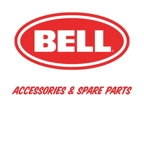 Bell Replacement Race Star Mouth Vent (White)