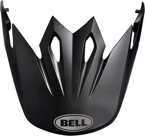 Bell Replacement MX-9 Peak (Matte Black)