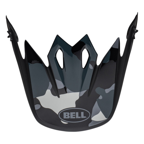 Bell Replacement MX-9 Peak Presence (Titanium Camo)