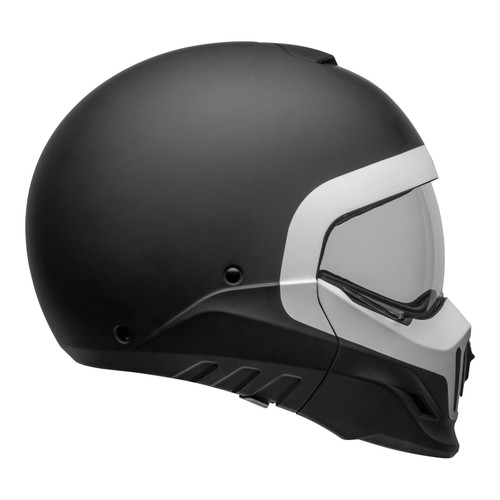 Bell Cruiser 2020 Broozer Adult Helmet (Cranium Matte Black/White)