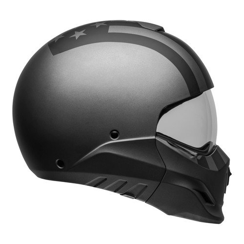 Bell Cruiser 2020 Broozer Adult Helmet (Free Ride Matte Gray/Black)