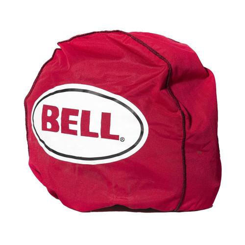 Bell Helmet Cloth Draw String Bag (Red)