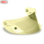 Bell Replacement Qualifier/DLX/RS-2 Click Release Shield (HI-DEF Race) W/Anti Scratch & UV Yellow