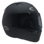 Bell 2020 Street Qualifier STD Adult Helmet (Solid Matte Black)