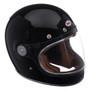 Bell 2020 Cruiser Bullitt DLX Adult Helmet Solid Black