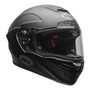 Bell 2020 Street Race Star DLX Adult Helmet (Solid Matte Black)