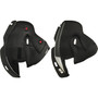 Bell Replacement SRT Modular Series Cheek Pads (Black)