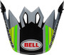 Bell Replacement MX-9 Peak (PC 2020 Black/Green)