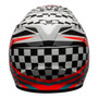 Bell MX-9 Mips Adult Helmet (Check Me Out White/Black)