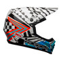 Bell MX 2021 Moto-9 Youth MIPS (Check Me Out White/Black)