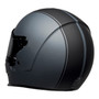 Bell Cruiser 2021 Eliminator Adult Helmet (Rally Matte Grey/Black)