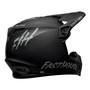 Bell MX 2021.1 MX-9 Mips Adult Helmet (Fasthouse M/Black/Grey)