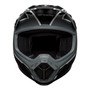 Bell MX 2021.1 MX-9 Mips Adult Helmet (Twitch Replica Matte Black/Grey/White)