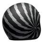 Bell Cruiser 2021.1 Custom 500 SE Adult Helmet (Vertigo M/Black/Silver)