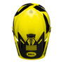 Bell MX 2021.1 Moto-9 Youth MIPS (Fasthouse Newhall Hi-Viz Black)