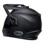 Bell MX 2022 MX-9 Adventure Mips Adult Helmet (Matte Black)