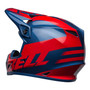 Bell MX 2022 MX-9 Mips Adult Helmet (Disrupt True Blue/Red)