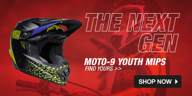 Bell Moto-9 Youth MIPS