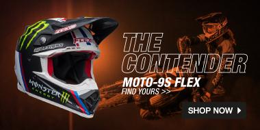 Bell Moto-9S Flex Helmets